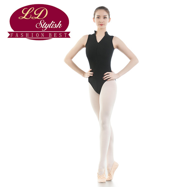 Adult Ballet Practise Clothing One-Piece Tight-Fitting Dance Clothes Gymnastics Suit Swimming Aerobics Clothing Ballet Leotards Dancewear