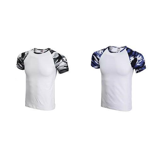 new short sleeve t-shirt breathable quick drying sweatshirt dj-54