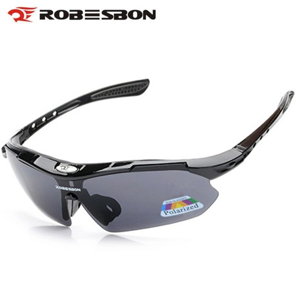 ROBESBON Polarized Cycling Glasses UV400 Protect Mountain Road Bicycle Sun Glasses MTB Sport Running Fishing Sunglasses Eyewear #87186