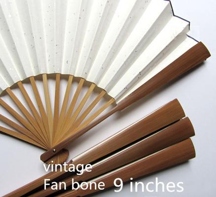 """9"""" vintage fan bone"""