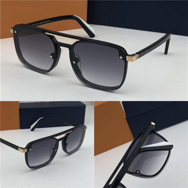 New fashion designer MEN sunglasses PLAYER 1023 square frame features material popular simple style top quality uv400 protection eyewear