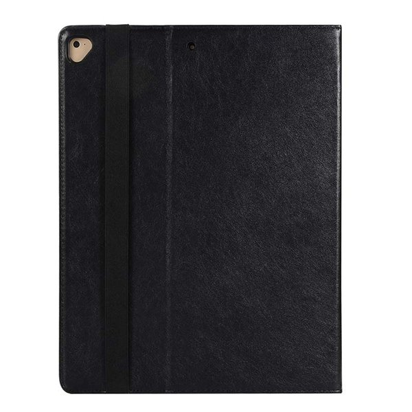 Classic PU Imitation Leather Tablet Case For iPad pro 12.9 Cover Case Folding Stand Shockproof Tablet Protection Shield