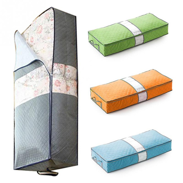 Convenient storage case Bed quilts storage bags clothing bags