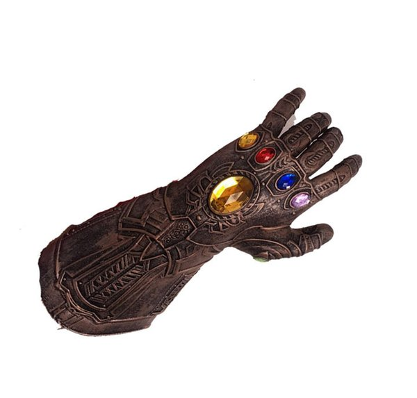 Halloween The Avenger Fashion Designer Costumes Accessoriees Glove Cool Style Latex Homme Clothing Devils Casual Apparel