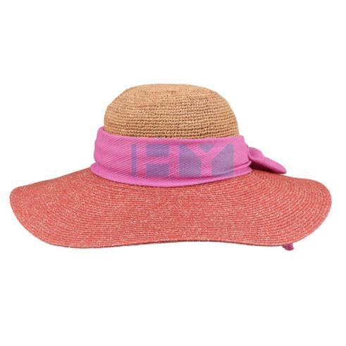 2019 new hot sale comfortable fashion casual big holiday wind beach straw hat spring summer outdoor travel photo sunscreen sunscreen