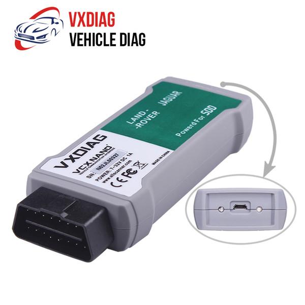 VXDIAG VCX NANO for Land Rover Jaguar V14 Hot Sale Diagnostic Tool Auto Code Scanner Fault Reader Promotion Price