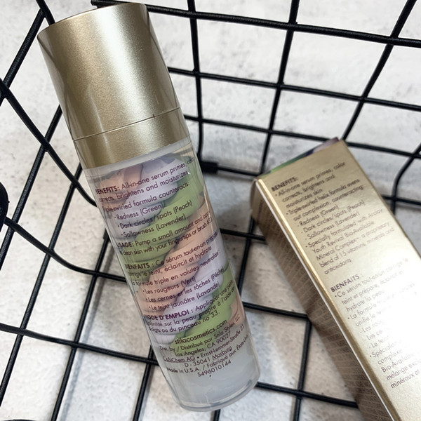 Drop hipping in tock makeup ba e tila one tep correct kin tone correcting brightening primer 30ml foundation makeup