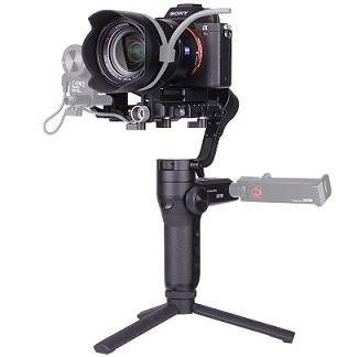 Zhiyun WEEBILL LAB 3-Axis Aynaless DSLR Kamera için Görüntü Iletim Sabitleyici Gimbal