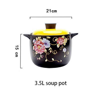 3.5L Suppentopf