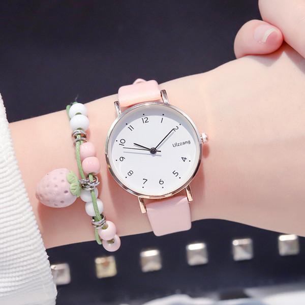 JS Frauen Quarz Armbanduhren Casual Fashion Dünner Kleine Armbanduhren Weibliche Damenuhr Reloj Mujer