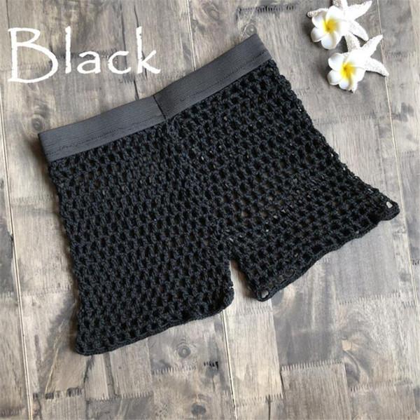 Черный низ