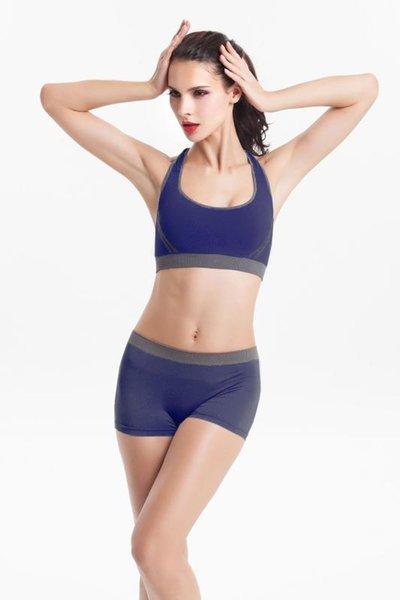 deep blue bra short