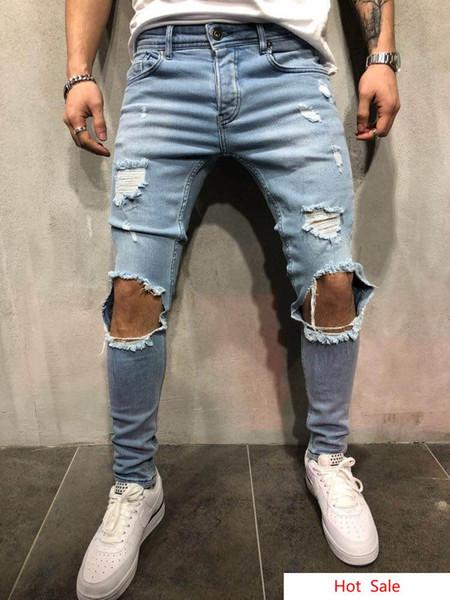 Distribuidores De Descuento Jeans De Moda Urbana 2021 En Venta En Dhgate Com