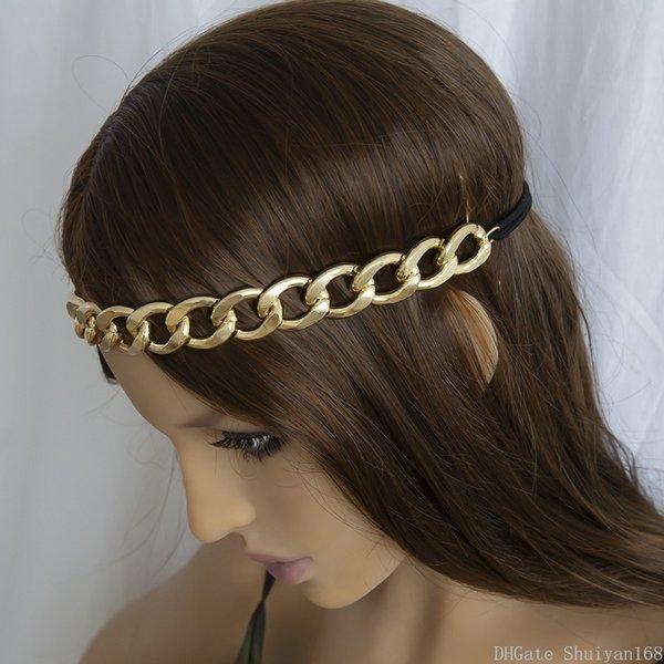 Rose Gold Crystal Cheveux Bandeau Party Festival Boho Boutique Mariage Demoiselle d/'honneur