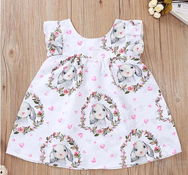 Cute dress with bunny ears Easter dress for girls Dress with long sleeves Rabbit dress Bunny ears Beautiful outfit for kids Yellow dress