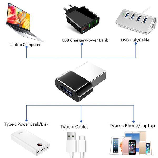 TISHITA Black New USB 3.0 Female to 2 USB Male Extra Power Data Y