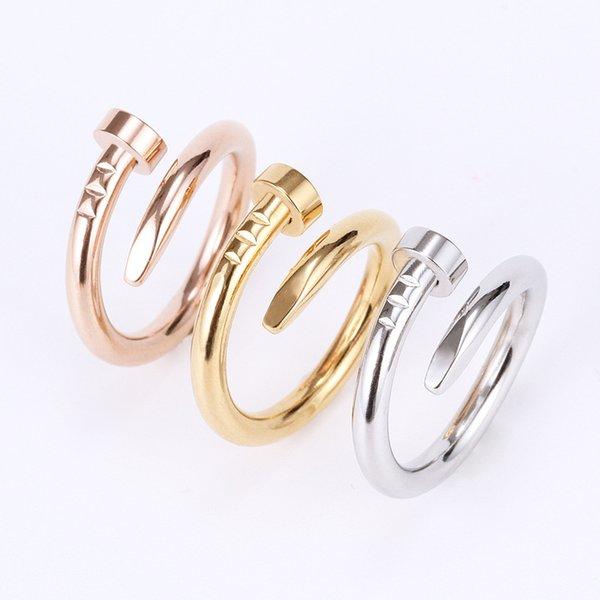 Edelstahl Ring Bandring Finger Damen Rosegold Rot vergoldet Süßwasserperle graue