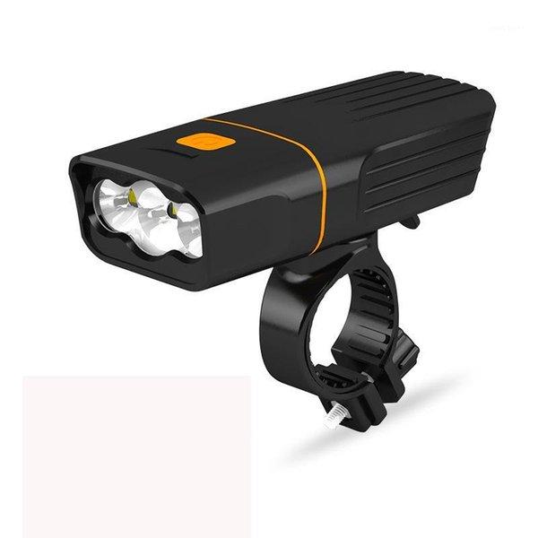 Centitenk /Étanche Bike Light 3xT6 LED Avant Phare v/élo 4 Modes de s/écurit/é Nuit /à v/élo Lampe Torche USB Power