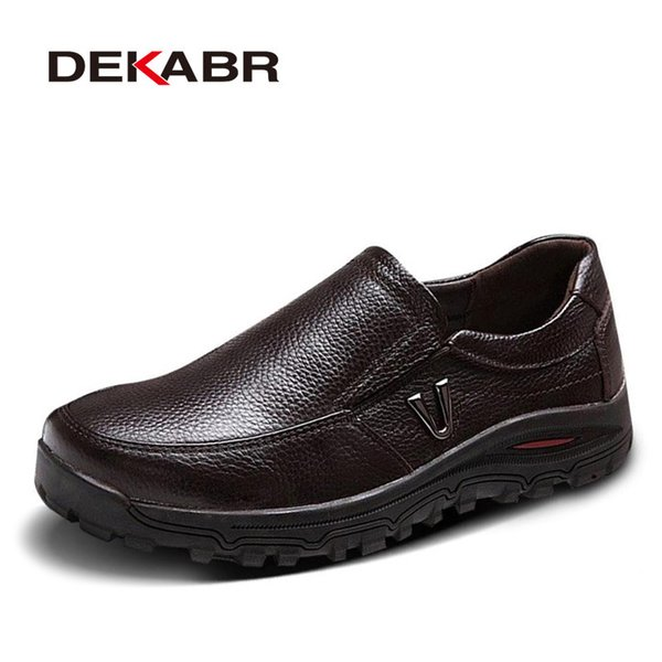 Jxkk Automne Nouvelle Conduite Hommes Chaussures Casual Business Respirant Pois de Chaussures Une Mode p/édale Chaussures Paresseux