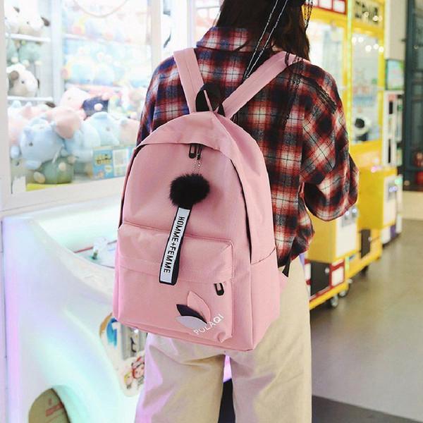 De feuilles Sac /à Dos B/éb/é Enfant Filles Gar/çon Backpack Mignon Motif Imprim/é Sac /à Dos /école avec Sangles de S/écurit/é Bleu