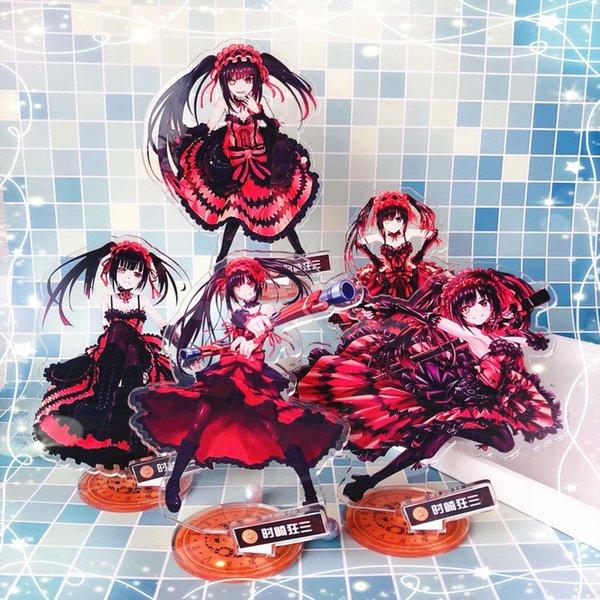 Dream Tech Date A Live Kurumi Tokisaki Date A Gravure PVC Figure New Loose 16cm