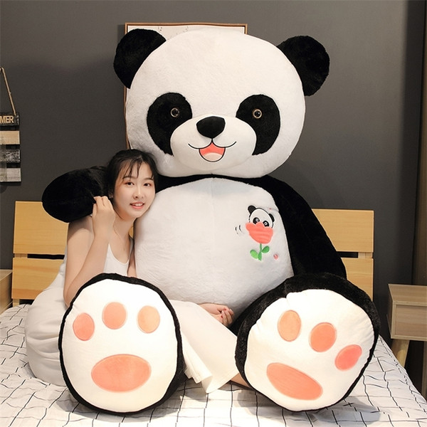 Hot Sale Standing PANDA BEAR Stuffed Animal Plush Toy Doll Sofa Decor Kids Gifts