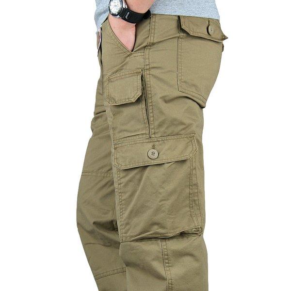 Distribuidores De Descuento Pantalones Militares Negros Para Hombres 2021 En Venta En Dhgate Com