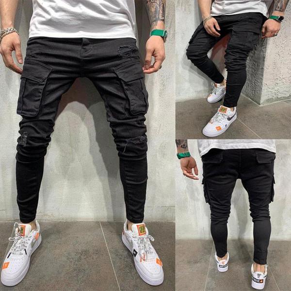 Distribuidores De Descuento Pantalones De Mezclilla Para Hombres 2021 En Venta En Dhgate Com