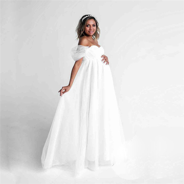 Discount Maternity Gowns Photography 2021 On Sale At Dhgate Com