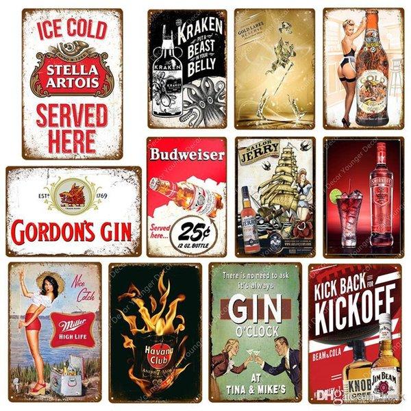 BIKE SHOP repair garage biker vintage old style sign Man Cave Beer Home Brew gin