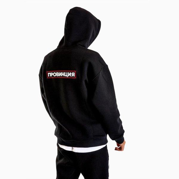 Sweat shirt /à capuche homme Hoodie GTR line noir