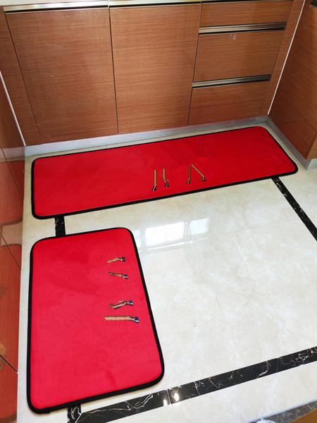 Trendmax Premium 2 Pièces Bain Tapis Douche Set antidérapante stand bain nattes