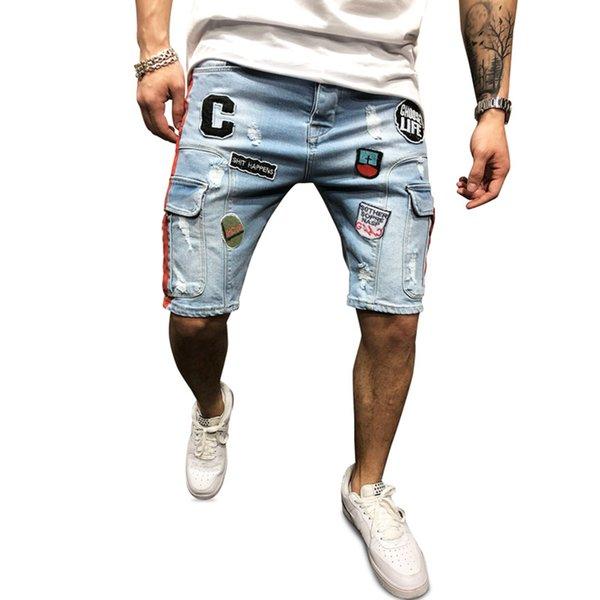 Distribuidores De Descuento Jeans Urbanos 2021 En Venta En Dhgate Com