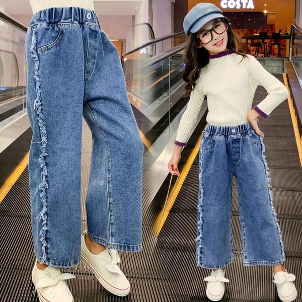 Distribuidores De Descuento Ninos Ninas Moda Jeans 2021 En Venta En Dhgate Com