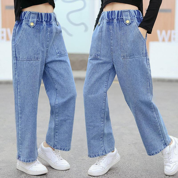 Distribuidores De Descuento Jeans De Moda Para Ninos 2021 En Venta En Dhgate Com