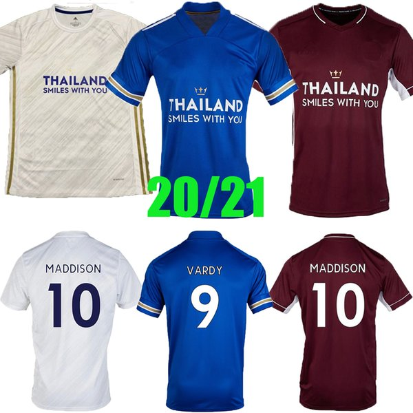 Sconto Leicester City Home Away Shirt 2021 in vendita su it.dhgate.com