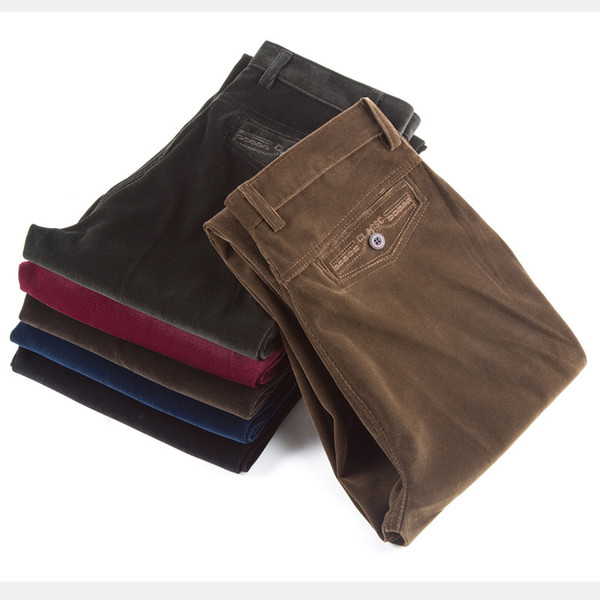 Distribuidores De Descuento Pantalones De Pana Gruesos 2021 En Venta En Dhgate Com