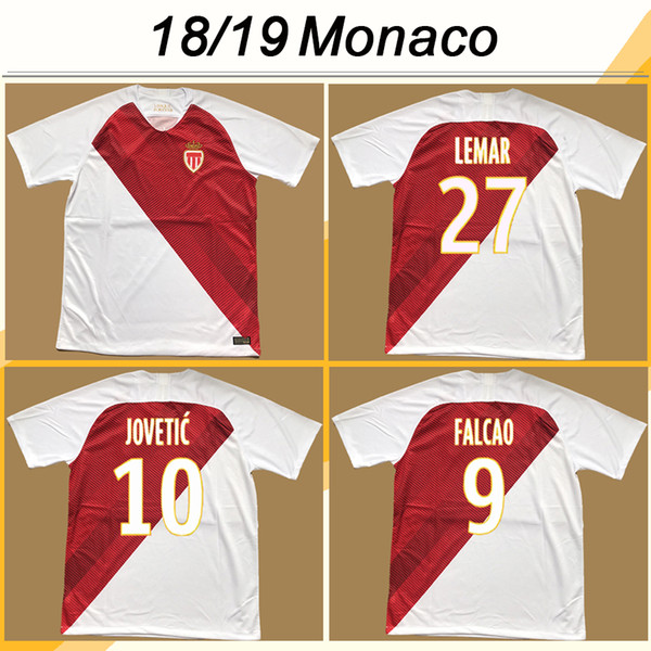 Sconto Falcao Jersey Monaco 2021 in vendita su it.dhgate.com