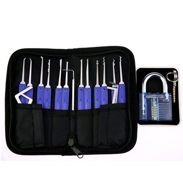 Magic Key 3+3 11mm lockpicking lockpick set tool locksmith crochetage PRO NM