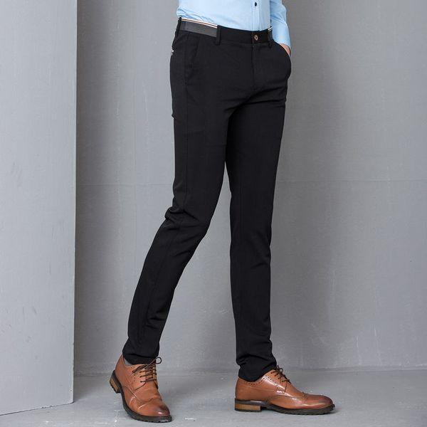 Distribuidores De Descuento Pantalones Casuales De Negocios Para Hombre 2021 En Venta En Dhgate Com
