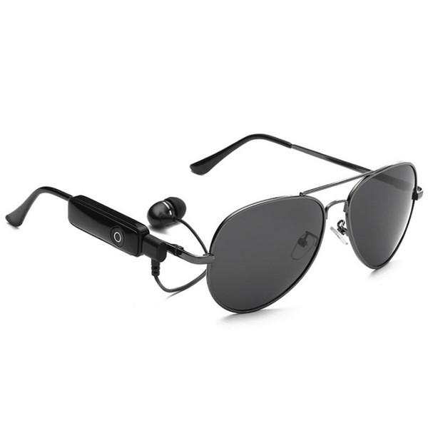 Inteligente Inalámbrico Bluetooth Gafas de Sol Auriculares Sports Música Jugar