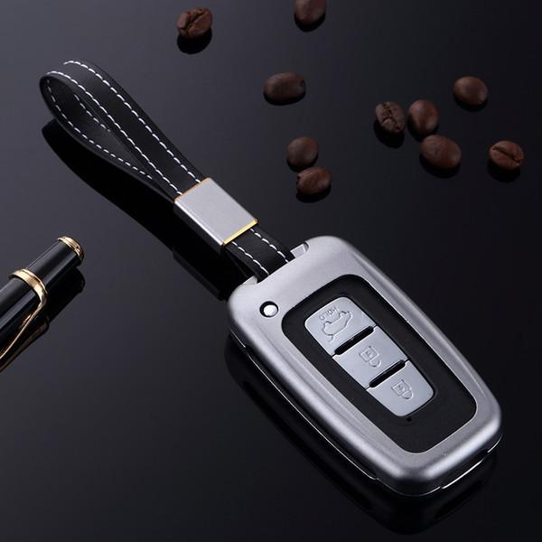 Wireless Key Remote Control Housing for Hyundai Genesis Equus Elantra Santa Fe