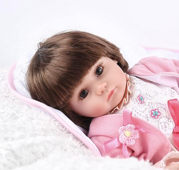 Free Shipping Hot Sell New Deign Reborn Baby Doll Fronzen Princess Girl/'s Great