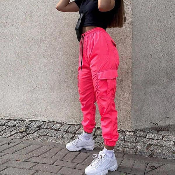 Distribuidores De Descuento Pantalones Jogger Mujer Plus 2021 En Venta En Dhgate Com