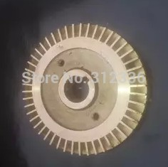 Wholesale copper impeller Brass impeller use on WATER PUMP PKM60 QB BOM02 IDB DB KF