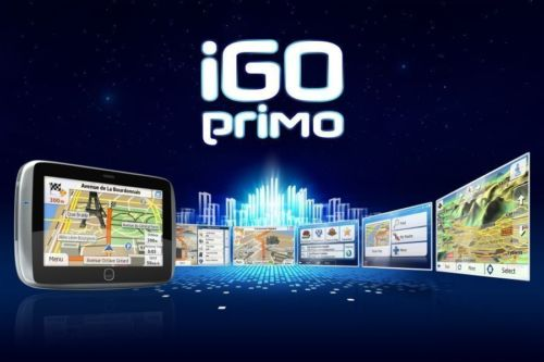 Igo primo truck download.