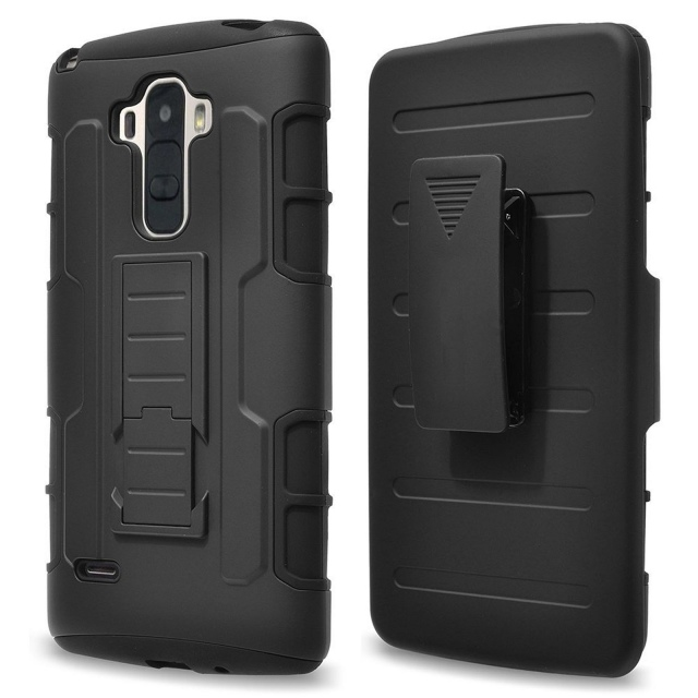 Wholesale Note Duty - Belt Clip Holster Future Armor Case Hybrid Combo Impact Heavy Duty Case Cover For LG G Stylo   G4 Note   G4 Stylus LS770