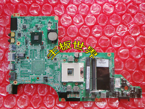 hp intel NZ - 615281-001 board for HP pavilion DV6 DV6T DV6-3000 laptop motherboard with intel HM55 chipset