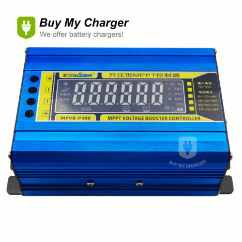 Wholesale Mppt Charger Controller - MPPT Boost Voltage Controller for 18V~36V solar panel & High Power Electric Vehicles Solar Charger 300w