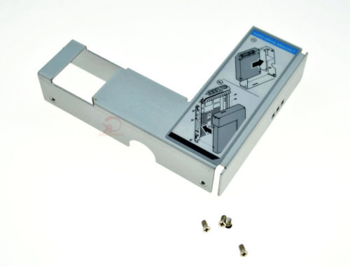 "Dell 3.5"" to 2.5"" Adapter for SAS SATA Tray Caddy F238F G302D X968D 9W8C4 Y004G"